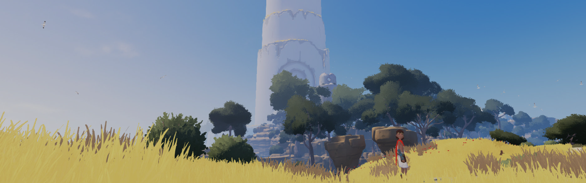 First Look: RiME
