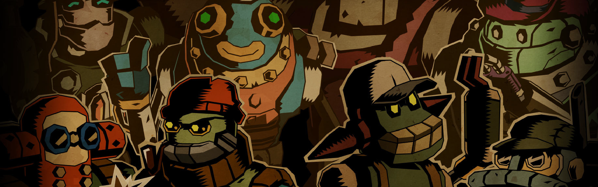 Steamworld Heist Distilled Review